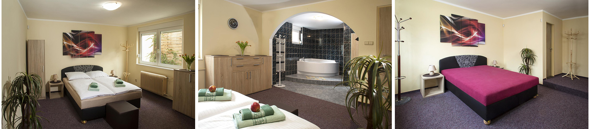 Pension Relax - azyl pro milence
